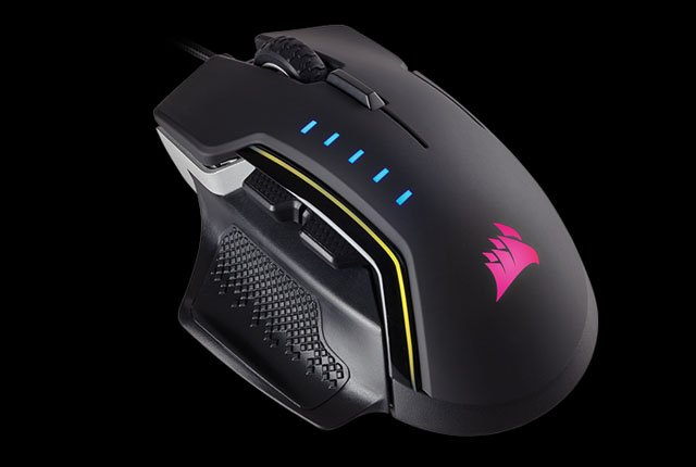 Corsair unveils new customisable gaming mouse