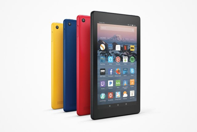 Amazon launches new Fire tablets