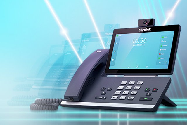 Nology introduces Yealink T5 Smart Media IP Phones