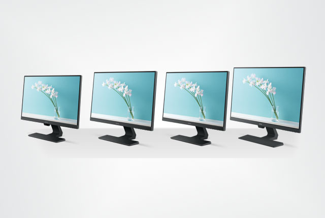 BenQ launches new G80 desktop monitors