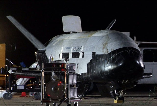 SpaceX to launch US spy plane