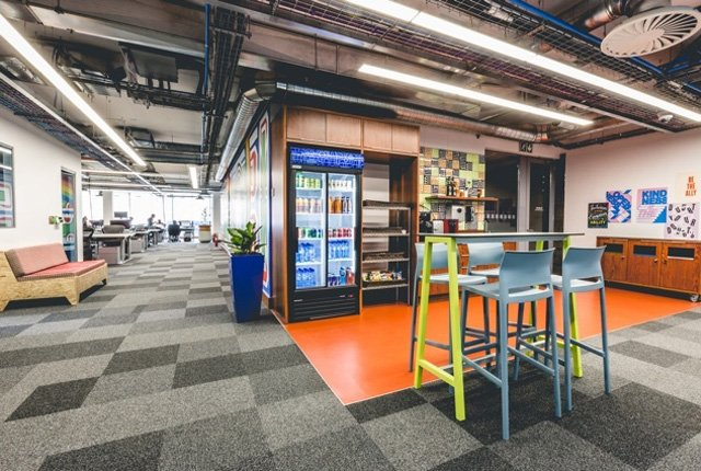 Behind the scenes at Facebook's epic offices in Johannesburg