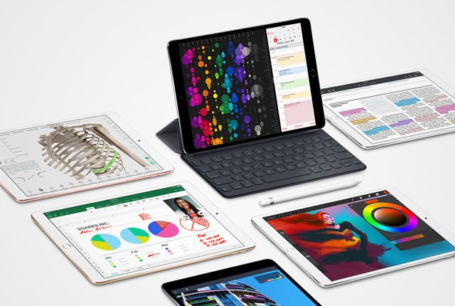 Apple reveals powerful new iPad Pro