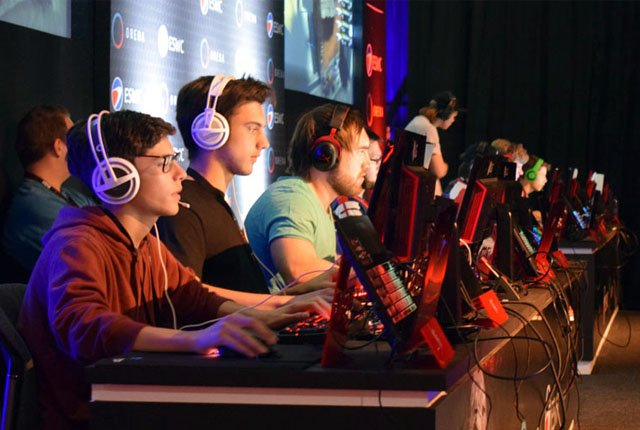 Rush esports expo kicks off next month