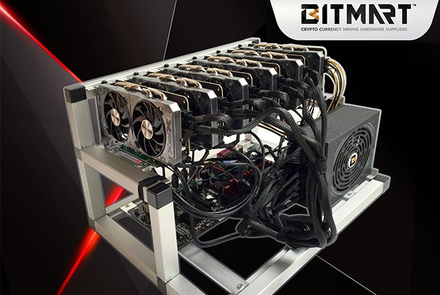 Cool new mining rigs and hardware wallets from Bitmart