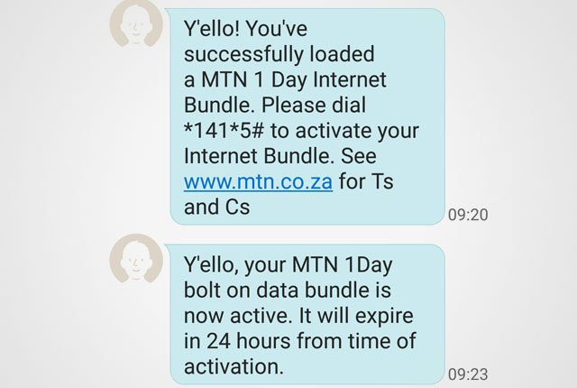 We bought MTN's R40 uncapped mobile bundle and destroyed its