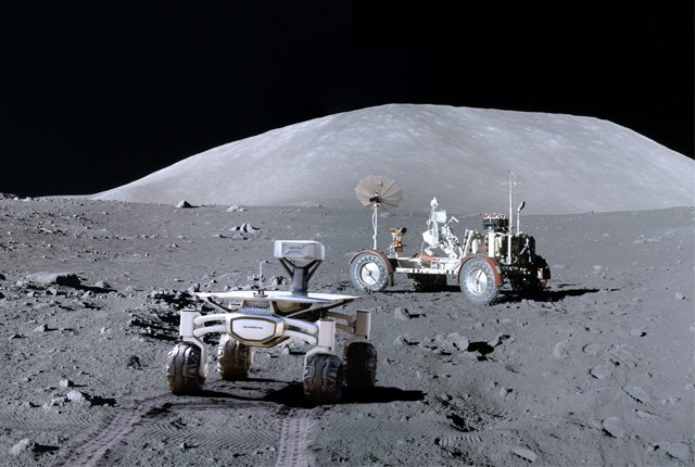 Google Lunar XPrize moon landing race ends without a winner