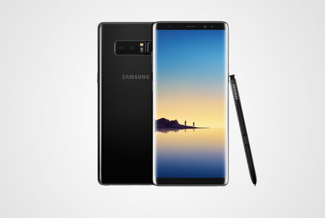 Samsung Galaxy Note 8 a big hit