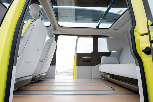 Vw Electric Microbus Here In 2022
