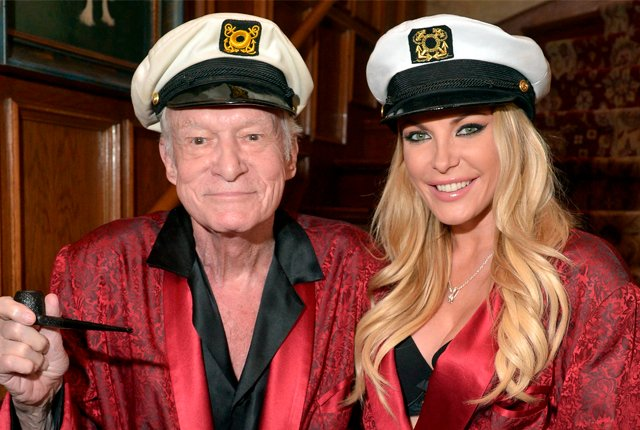 Hugh Hefner Header