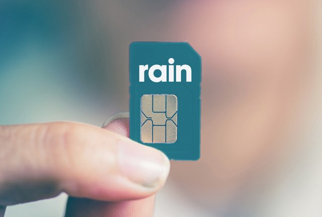 Rain hit by fibre outage