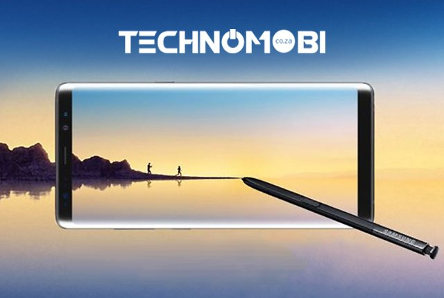 Pre-order the Samsung Galaxy Note 8 from Technomobi now