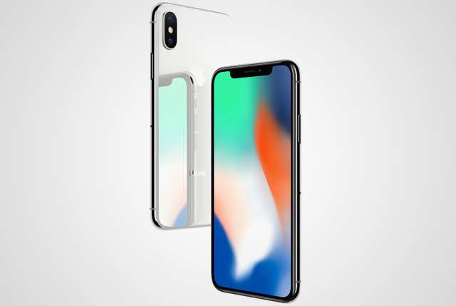 Plans for two big iPhone X models rumoured