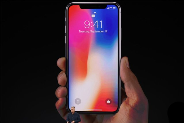 iPhone X Header