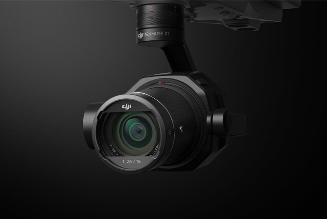 DJI unveils new high-quality drone camera