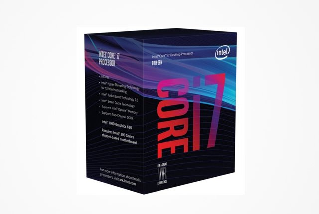Intel Core i7 8th-generation