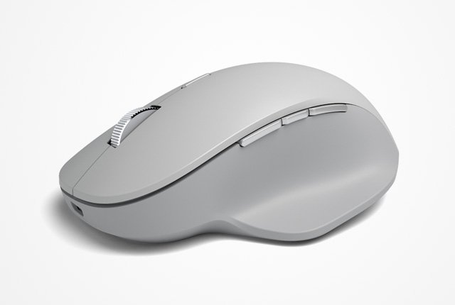 Microsoft unveils new Surface Precision Mouse
