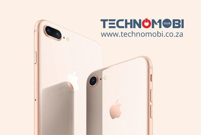 Pre-order the iPhone 8 and iPhone 8 Plus from Technomobi