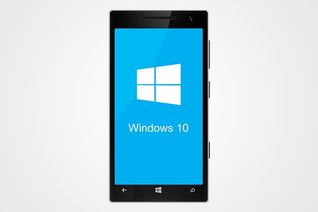 Windows 10 can now run on smartphones
