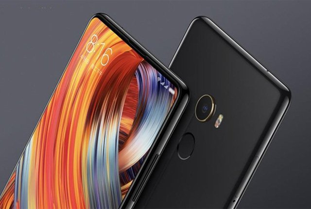 Get the Xiaomi Mi Mix 2 from Gearbest at awesome discounts
