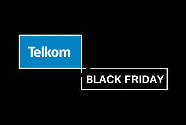 These are Telkom's awesome Black Friday deals