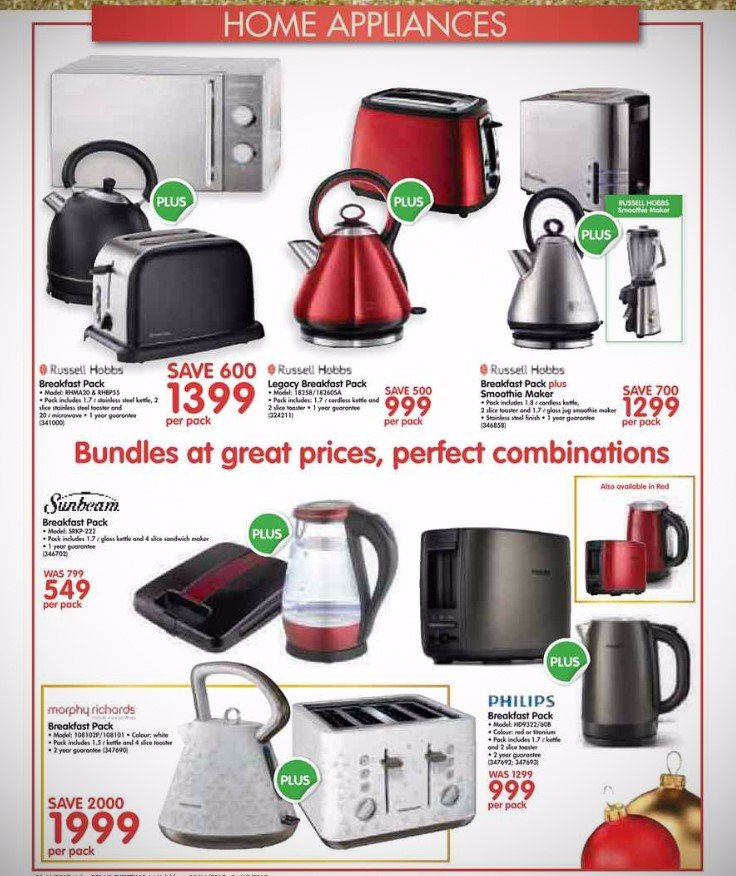 Spend more this christmas with makro credit