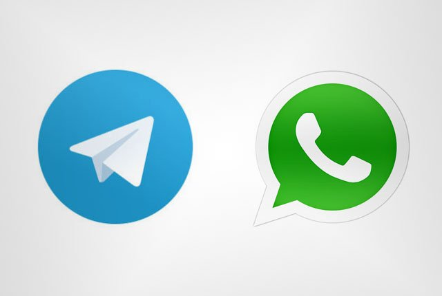 This graph shows how South African WhatsApp users are flocking to Telegram