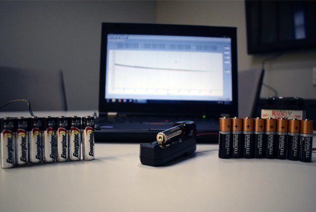 Battery tests 2