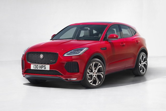 Jaguar E-Pace SUV – South African pricing