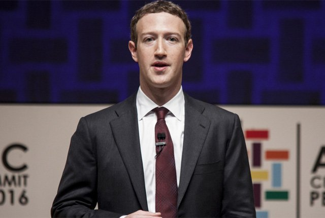 Mark Zuckerberg plans to fix Facebook in 2018