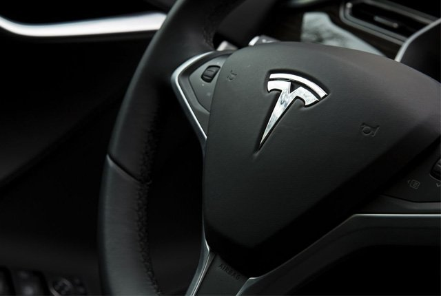 Tesla wheel header