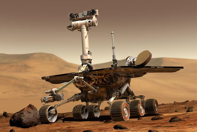 NASA Opportunity Rover