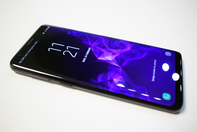 Hands-on with the Samsung Galaxy S9