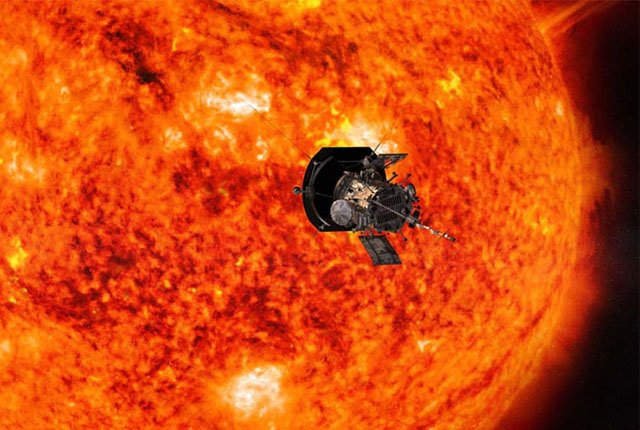 NASA invites people to send their name to the Sun