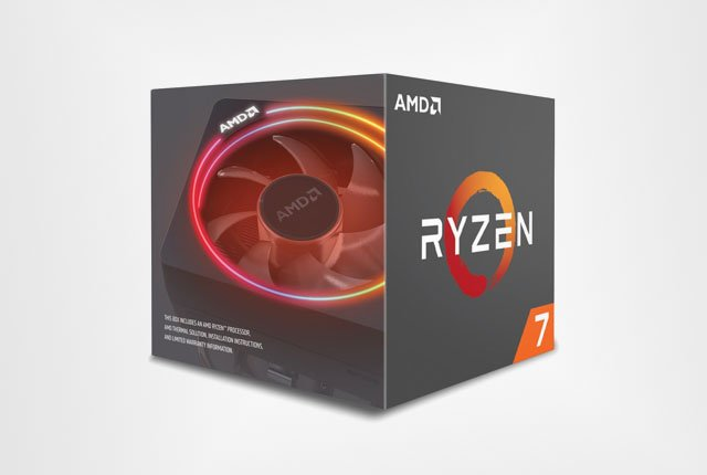 AMD's second-generation Ryzen CPUs – All the details