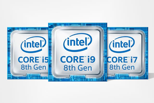 Intel H-series core i9
