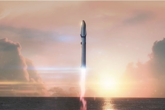 Rocket-powered city-to-city travel will be here within 10 years – SpaceX