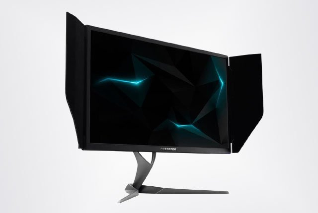 Acer launches first HDR Nvidia G-Sync monitor