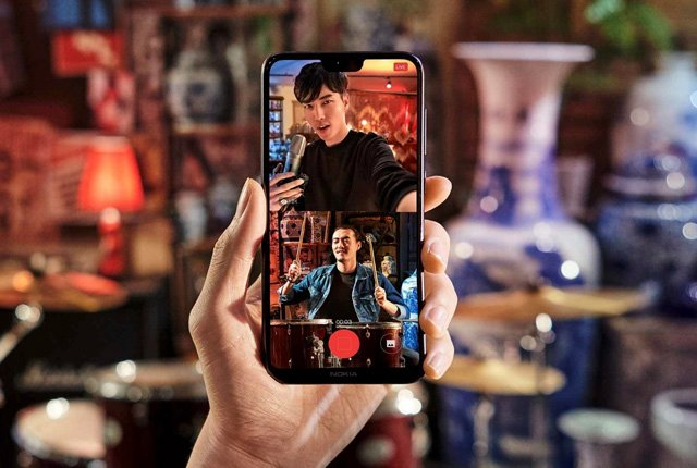 New Nokia X6 launched in China