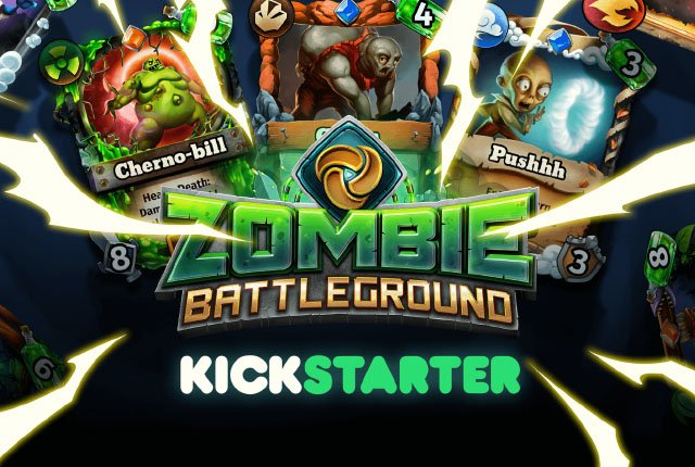 Zombie Battleground Kickstarter