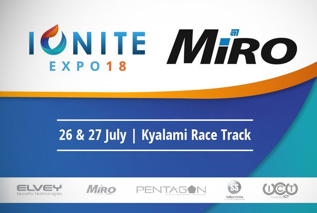 The 2018 Miro Ignite Expo in photos