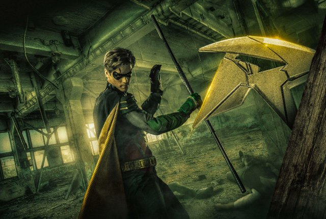 DC Universe streaming platform to launch next month