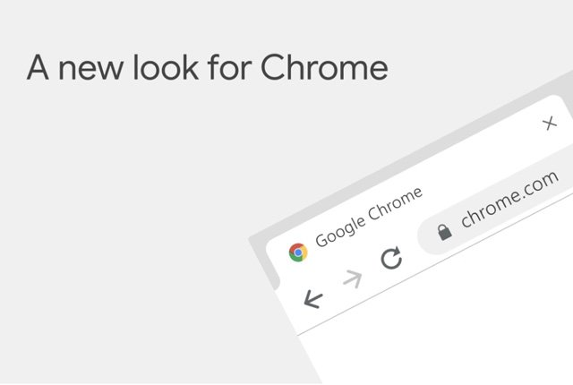 Chrome Header