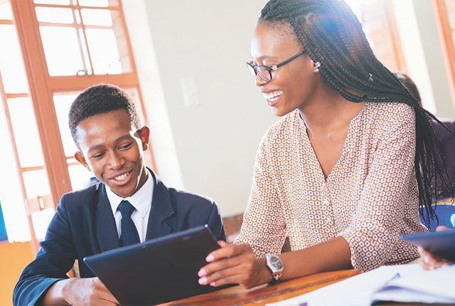 Deliver engaging lessons and improve learner performance with Pearson
