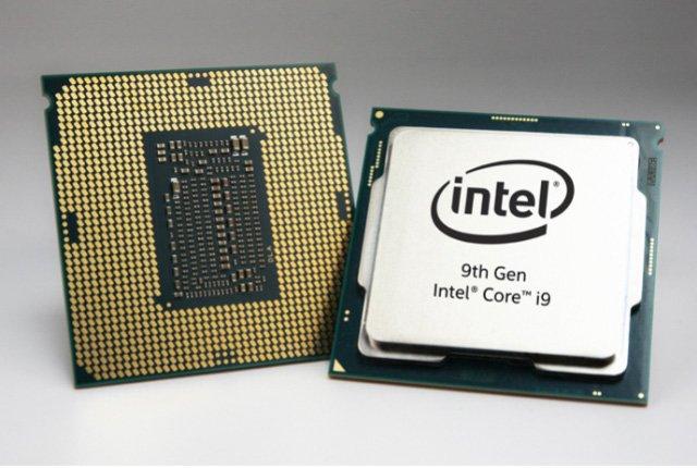 Intel Core i9 9th Gen 1