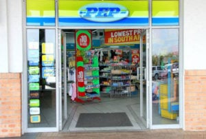 PEP Store Front