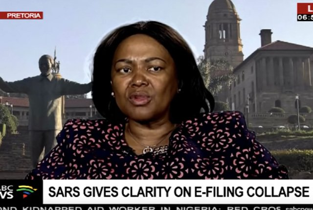 Sars IT head – There is no excuse