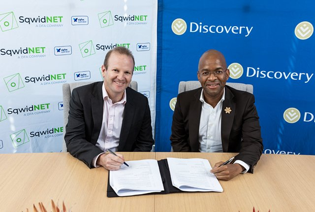 SqwidNet collaborates with Discovery Insure to drive local innovation