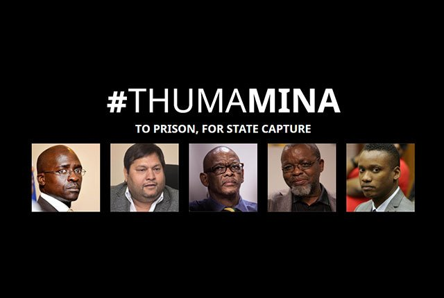 "ANC's Thuma Mina campaign hijacked with ""jail time for state capture"" website"