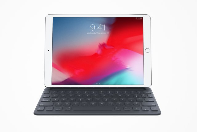 New Apple iPad Pro keyboard will include a trackpad – Report